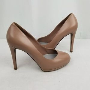 Sergio Rossi  Leather Heels Pumps size 38